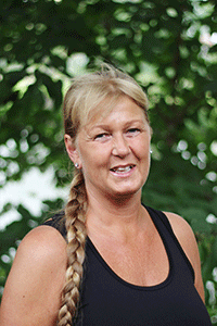 Hydrotrim Kristina Kraft Blomstedt