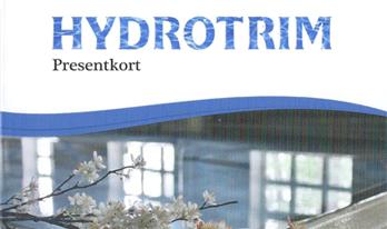 presentkort hydrotrim